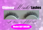 1 Paar Glamour Mink Lashes Model 01 DAY DREAM